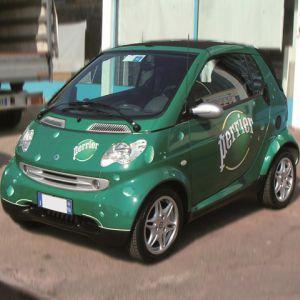 Car Wrapping Decorazione Smart