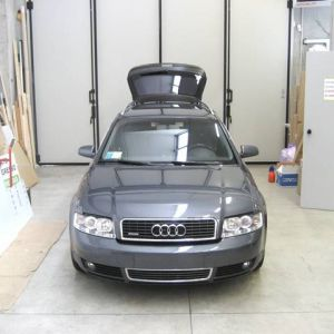 Car Wrapping Audi A4