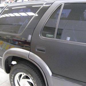 Car Wrapping Chevrolet Blazer