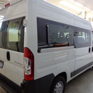 Wrapping Navetta Parkingo