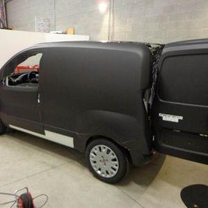 Car Wrapping Fiat Fiorino