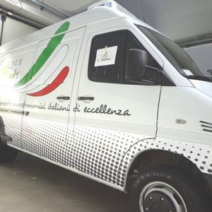 Car Wrapping Mercedes Sprinter