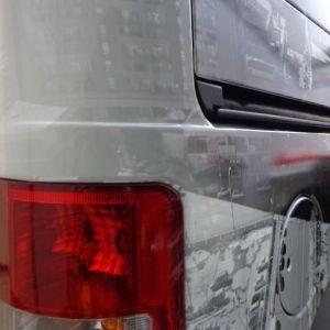Car Wrapping Ford Transit Edilizaerea