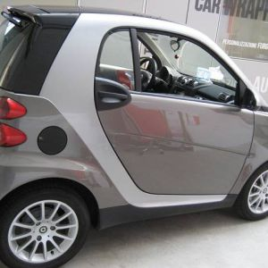 Car Wrapping Smart E A