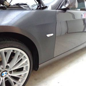 Car Wrapping Bmw 320 D Coupe