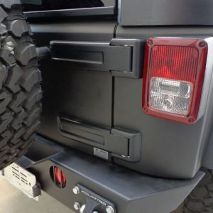 Car Wrapping Jeep Wrangler Ag