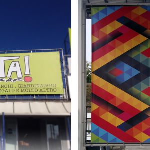 Insegne, Studio grafico pubblicitario lombardia, Decorazione automezzi - Banner in PVC per tutte le esigenze