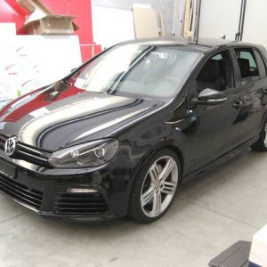 Car Wrapping Golf R