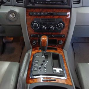 Car Wrapping Jeep G C Interni Carbonio