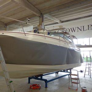 Wrapping Decorazione Barca