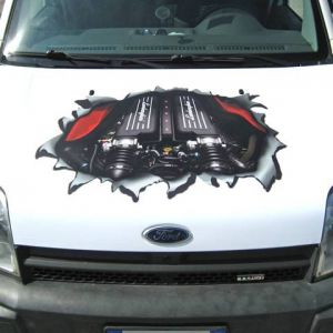 Car Wrapping Ford Transit