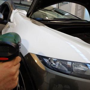Car Wrapping Honda Civic