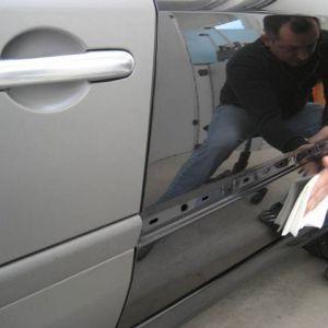 Car Wrapping Renault Laguna