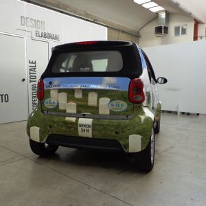 Car Wrapping Smart Sof