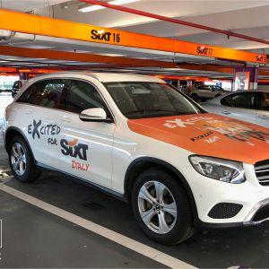 Car Wrapping Decorazione Auto e Veicoli